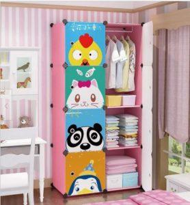 Portable Closet Organizer For Kids