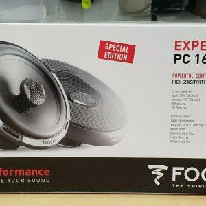 "Focal Expert pc165 x2 2 欧姆 6.5"" 80 瓦 RMS 2-way 同轴扬声器全新- 显示原刊登标题"