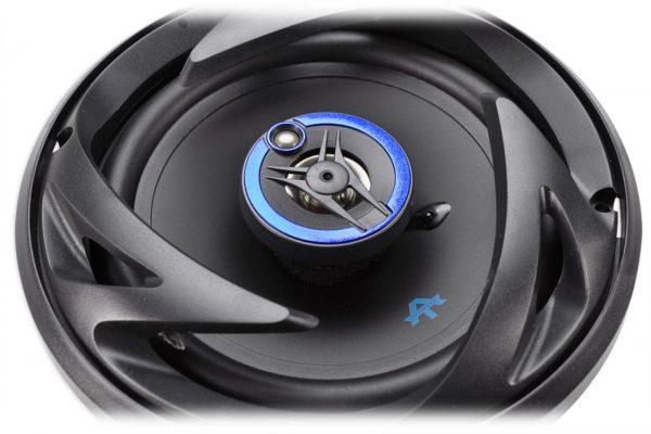 "(4) autotek ats653 6.5"" 1200 瓦 3-way 全范围汽车立体声扬声器- 显示原刊登标题"