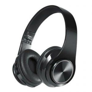 立体声降噪耳机带麦克风蓝牙无线头戴式耳机耳机- 显示原刊登标题