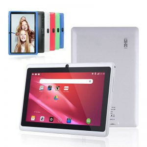 7 Inch Kids Android 4.4 Tablet PC 8GB Quad Core Dual Camera Wifi HD Tablets Hot