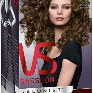 Vidal Sassoon Salonist Permanent Hair Colour - *Choose From Various Shades*