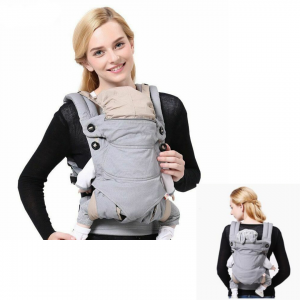 Ergo 360 Style Four Position Breathable Baby Infant Carrier Adjustable Backpack
