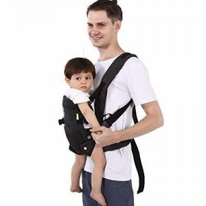 Xatan Baby Convertible Carrier, All Carry Position Newborn to Toddlers Ergonomic