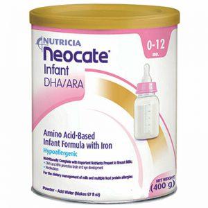 NUTRICIA 1 EA Neocate Infant DHA and ARA Powder 14.1 oz. 12595 CHOP